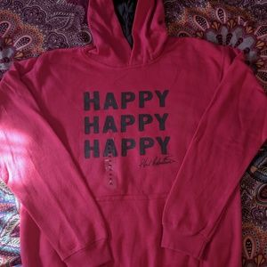 Men/'s Duck Dynasty happy happy happy Phil Robertson fleece hoodie